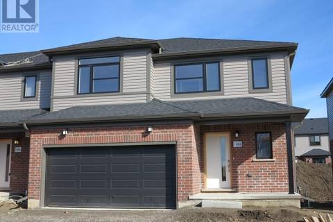 House for sale at 1366 Michael Circ London Ontario - MLS: 188401