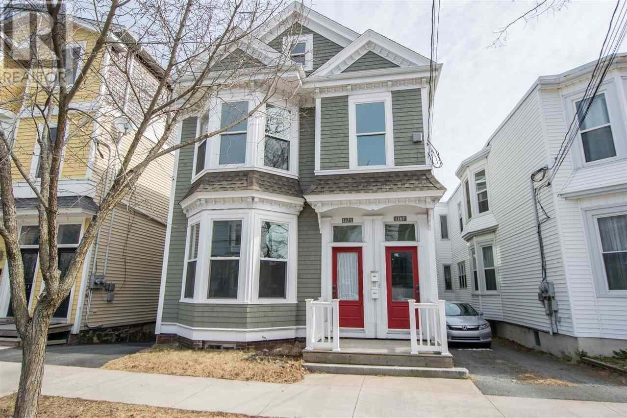 Townhouse for sale at 1367 Edward St Halifax Nova Scotia - MLS: 202008915
