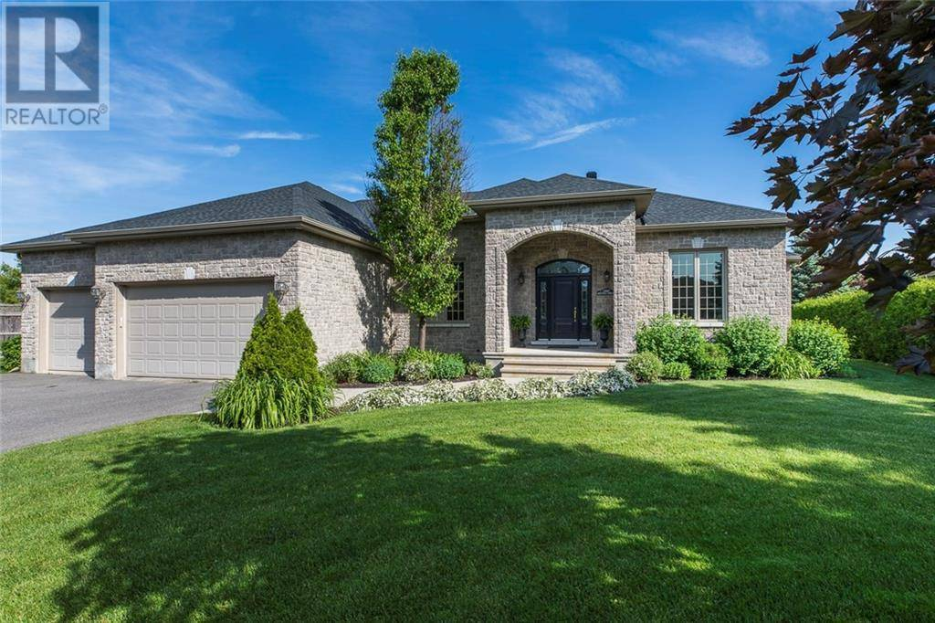 House for sale at 1367 Revell Dr Manotick Ontario - MLS: 1157794