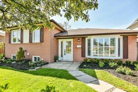 House for sale at 1367 Tansley Dr Oakville Ontario - MLS: W4388661