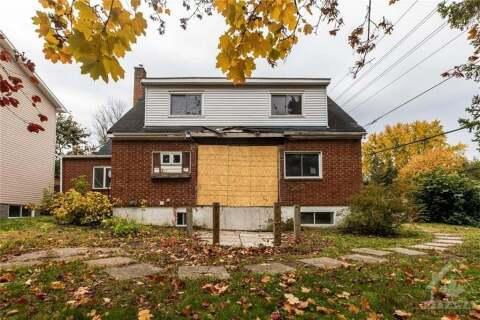 House for sale at 1368 Belcourt Blvd Ottawa Ontario - MLS: 1214654