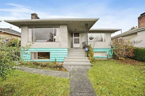 House for sale at 1369 63rd Ave E Vancouver British Columbia - MLS: R2525577