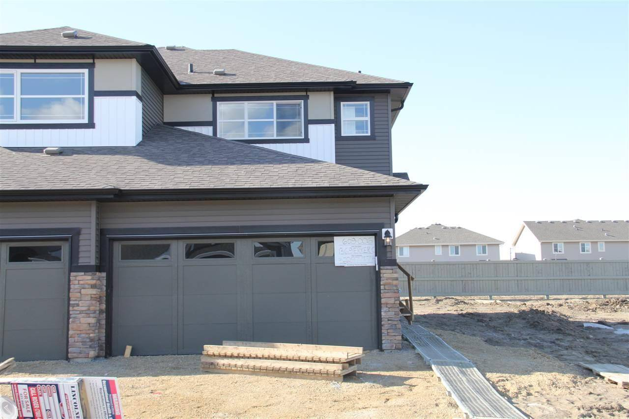Townhouse for sale at 1369 Erker Cres Nw Edmonton Alberta - MLS: E4195472