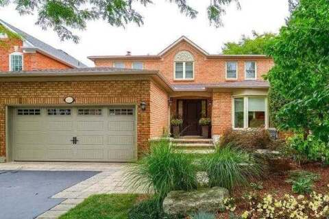 House for sale at 1369 Merrybrook Ln Oakville Ontario - MLS: W4913904