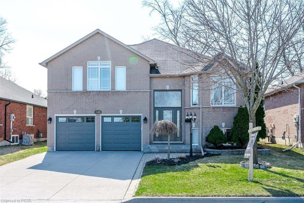 House for sale at 1369 White Cres Peterborough Ontario - MLS: 252536