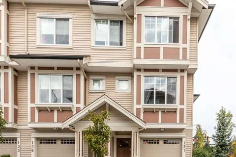 Townhouse for sale at 10151 240 St Unit 137 Maple Ridge British Columbia - MLS: R2411556