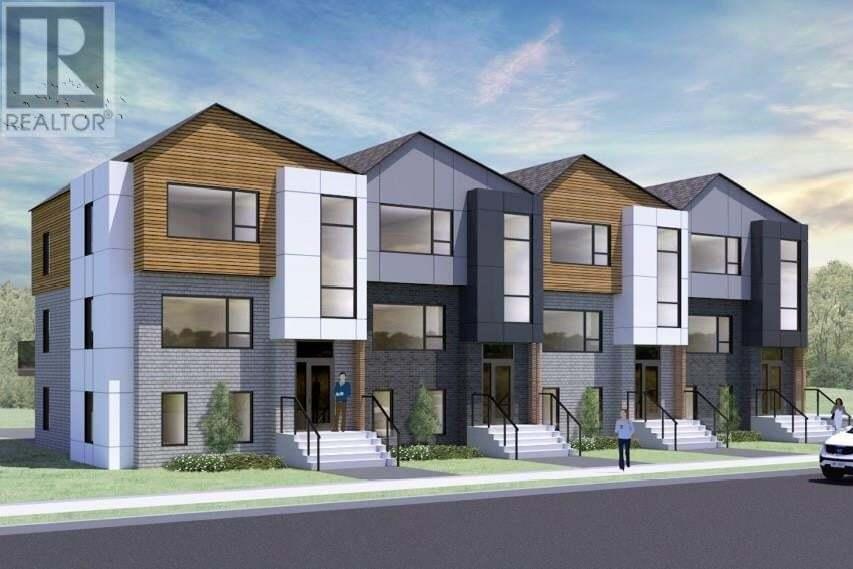 Townhouse for sale at 137 130 Eliza Ritchie Cres Unit LOT Rockingham Nova Scotia - MLS: 202006558