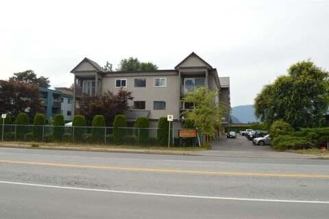 Condo for sale at 1783 Agassiz-rosedale No 9 Hy Unit 137 Agassiz British Columbia - MLS: R2490460