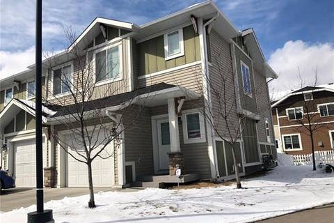 Townhouse for sale at 300 Marina Dr Unit 137 Chestermere Alberta - MLS: C4293305