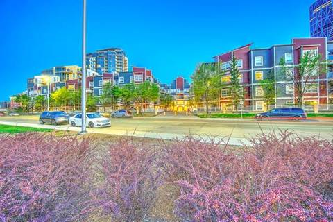 Condo for sale at 333 Riverfront Ave Southeast Unit 137 Calgary Alberta - MLS: C4295424