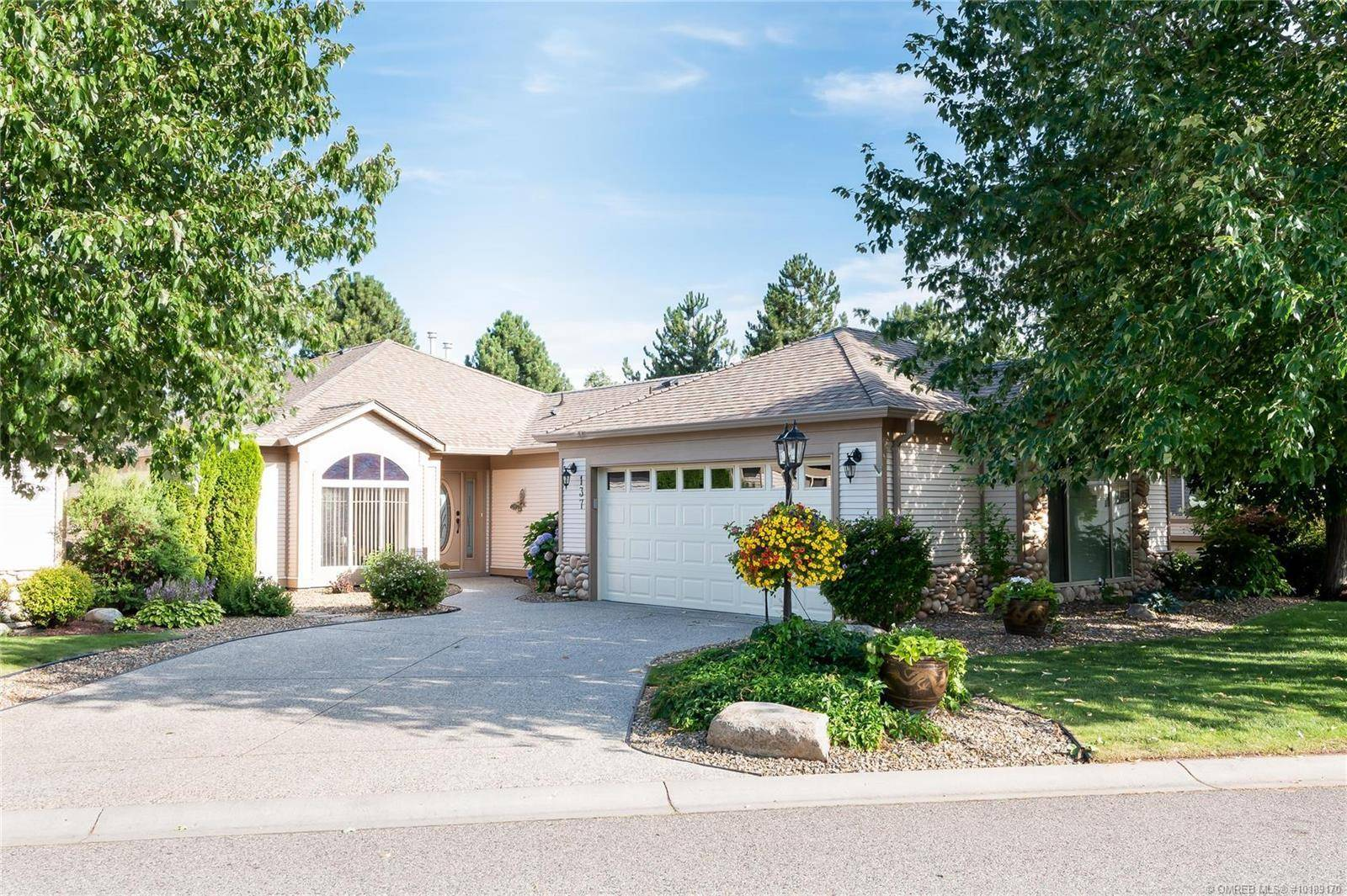 Townhouse for sale at 4074 Gellatly Rd Unit 137 West Kelowna British Columbia - MLS: 10189170