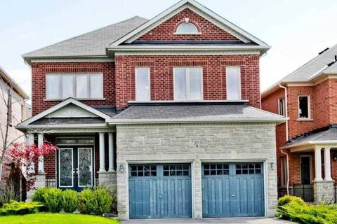 House for sale at 137 Alamo Heights Dr Richmond Hill Ontario - MLS: N4484148