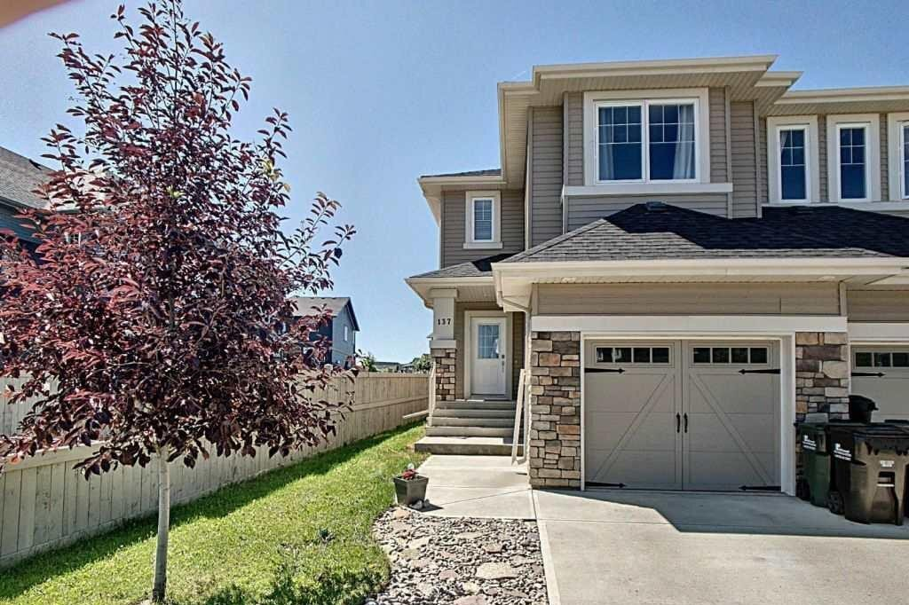 Townhouse for sale at 137 Amberley Wy Sherwood Park Alberta - MLS: E4208020
