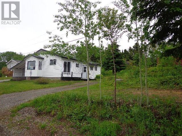 House for sale at 137 Bayview Rd Springdale Newfoundland - MLS: 1210169