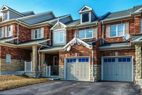 Townhouse for rent at 137 Beer Cres Ajax Ontario - MLS: E4412342