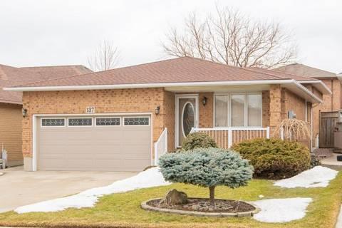 House for sale at 137 Benvenuto Cres Hamilton Ontario - MLS: H4048447