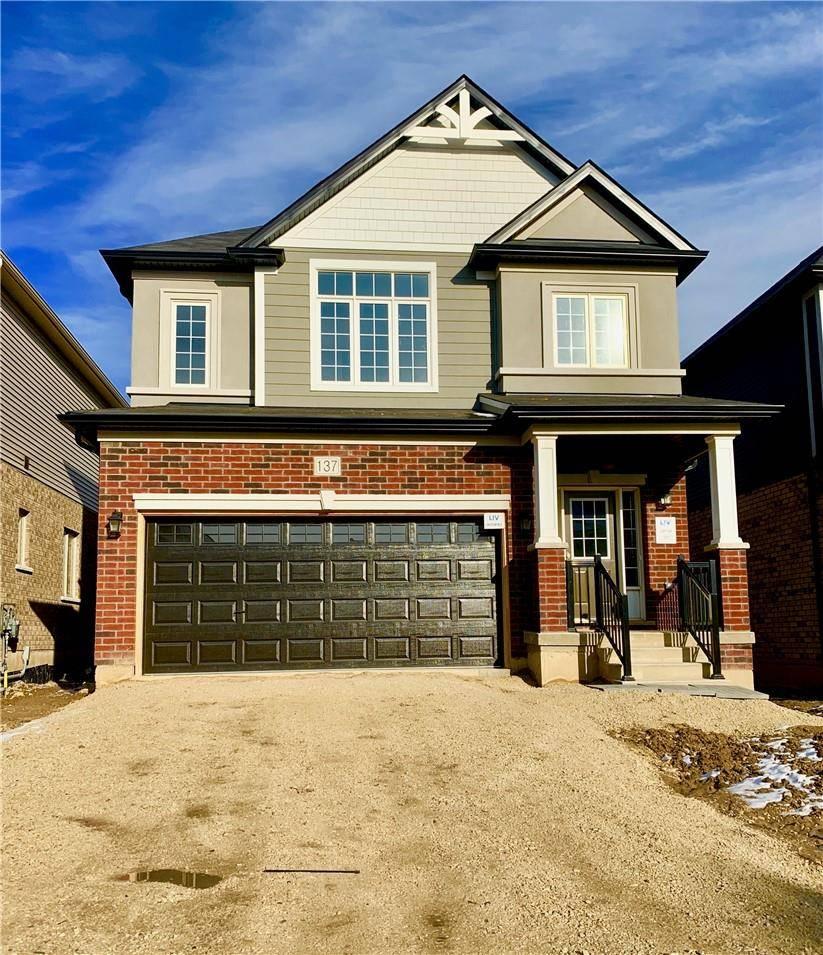 House for sale at 137 Bilanski Farm Rd Brantford Ontario - MLS: H4070548