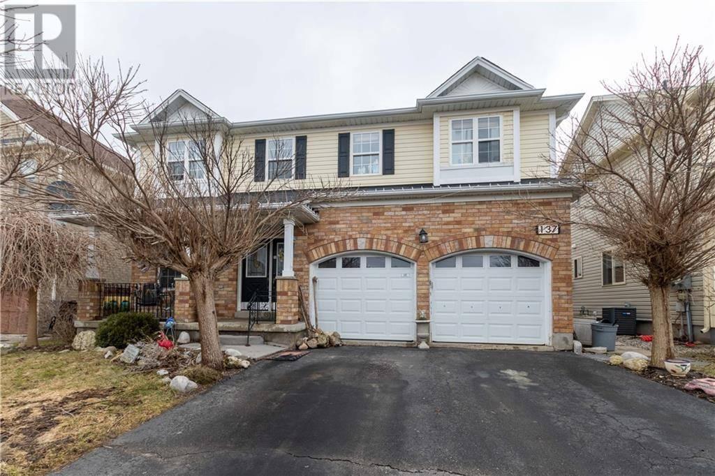 House for sale at 137 Blackburn Dr Brantford Ontario - MLS: 30800518