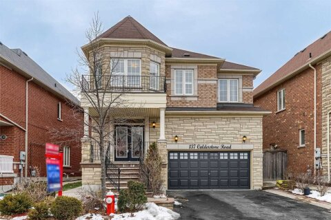 House for sale at 137 Calderstone Rd Brampton Ontario - MLS: W5086215
