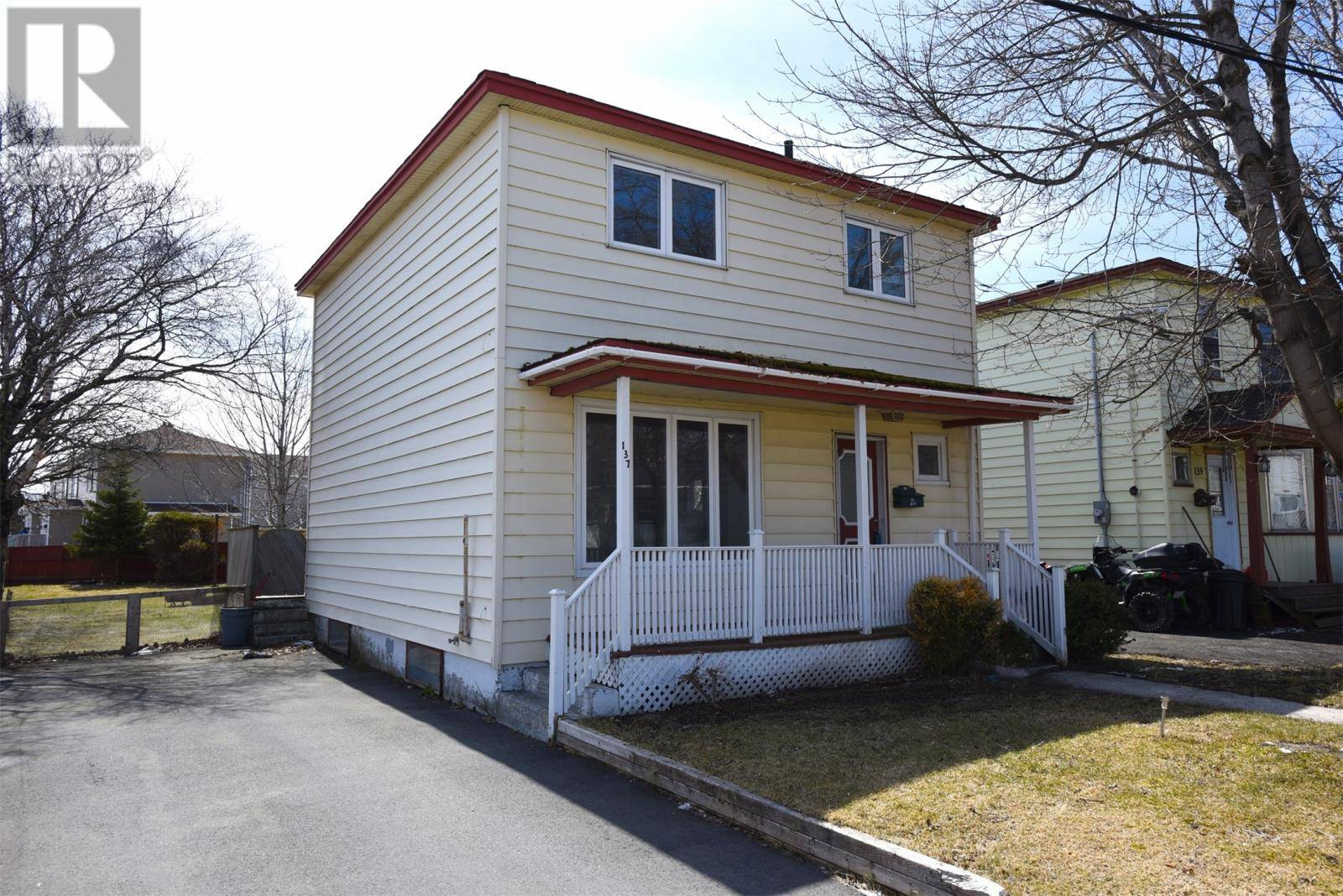 House for sale at 137 Campbell Ave St. John's Newfoundland - MLS: 1200449