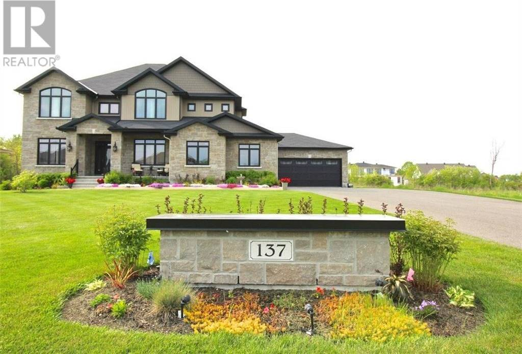 House for sale at 137 Dublane Wy Manotick Ontario - MLS: 1175568