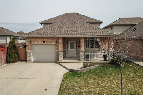 House for sale at 137 Edgehill Dr Hamilton Ontario - MLS: H4051309
