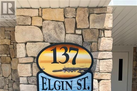 Condo for sale at 137 Elgin St Port Elgin Ontario - MLS: 40035416