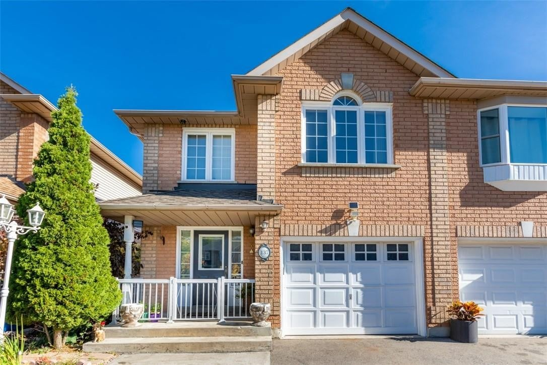 House for sale at 137 Harnesworth Cres Waterdown Ontario - MLS: H4090464