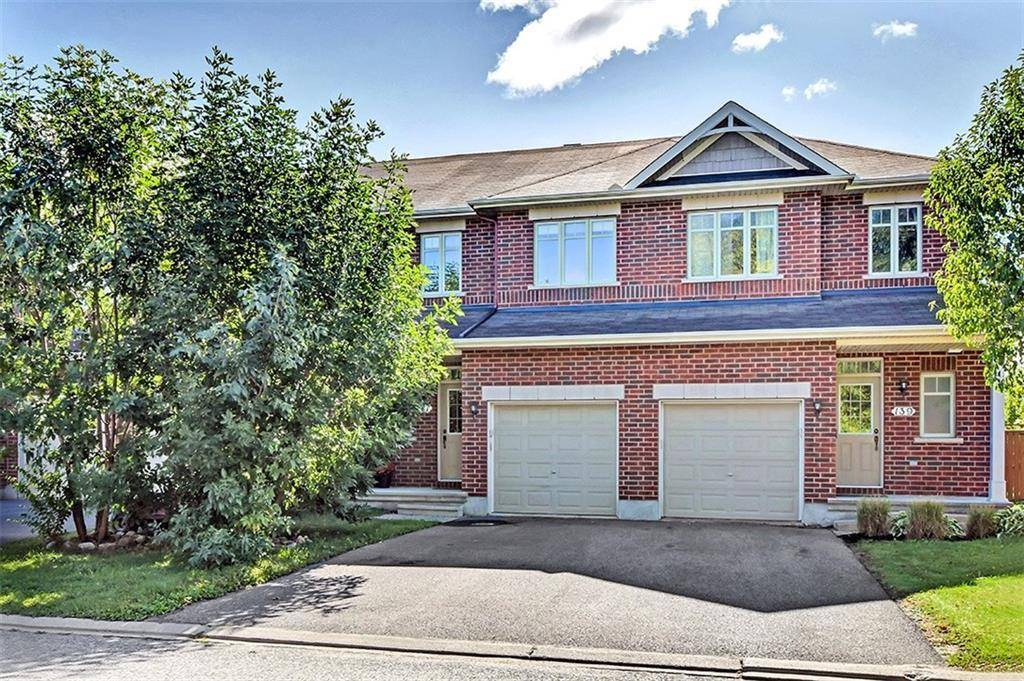 Townhouse for sale at 137 Hornchurch Ln Ottawa Ontario - MLS: 1168804