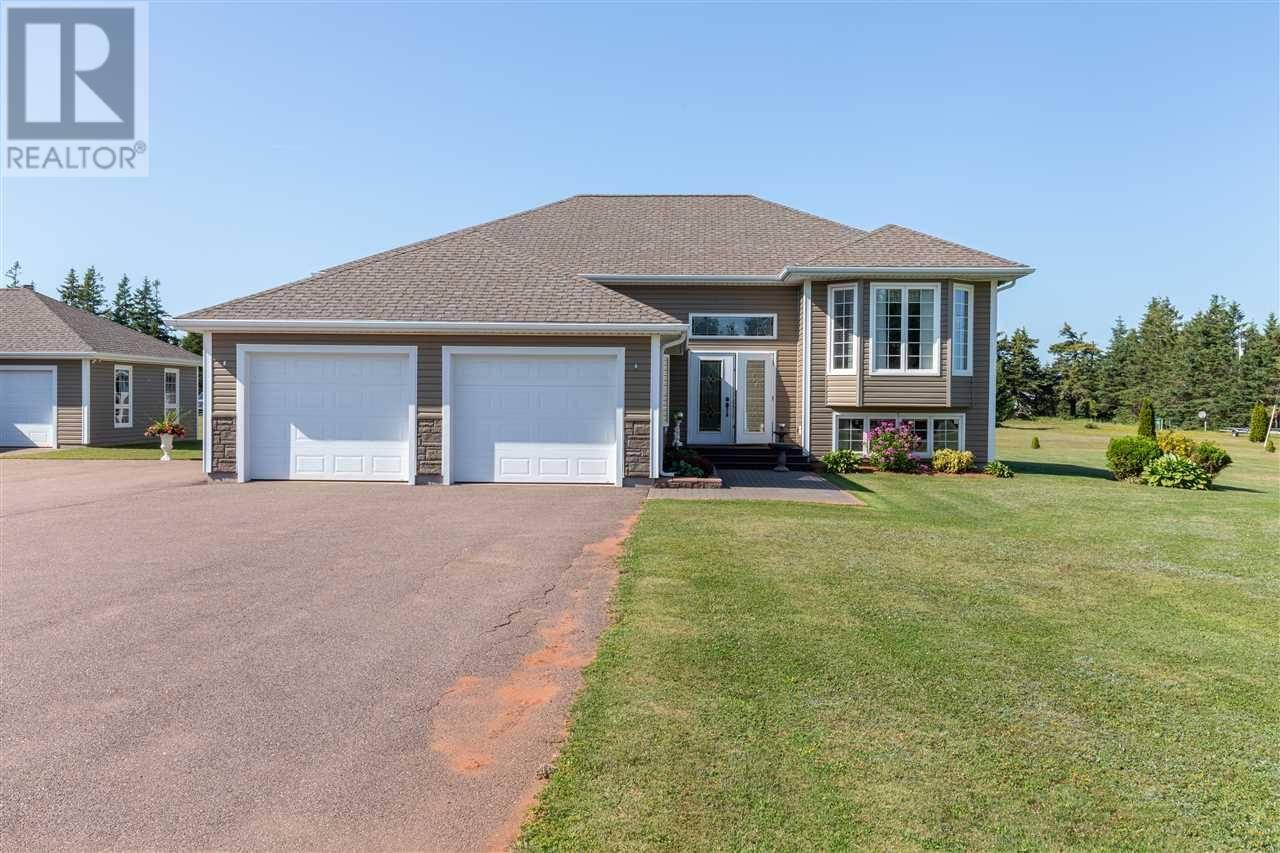 House for sale at 137 Jockos Cape Rd Cascumpec Prince Edward Island - MLS: 202001957