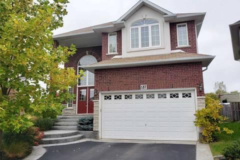 House for sale at 137 Kendrick Ct Hamilton Ontario - MLS: X4621408