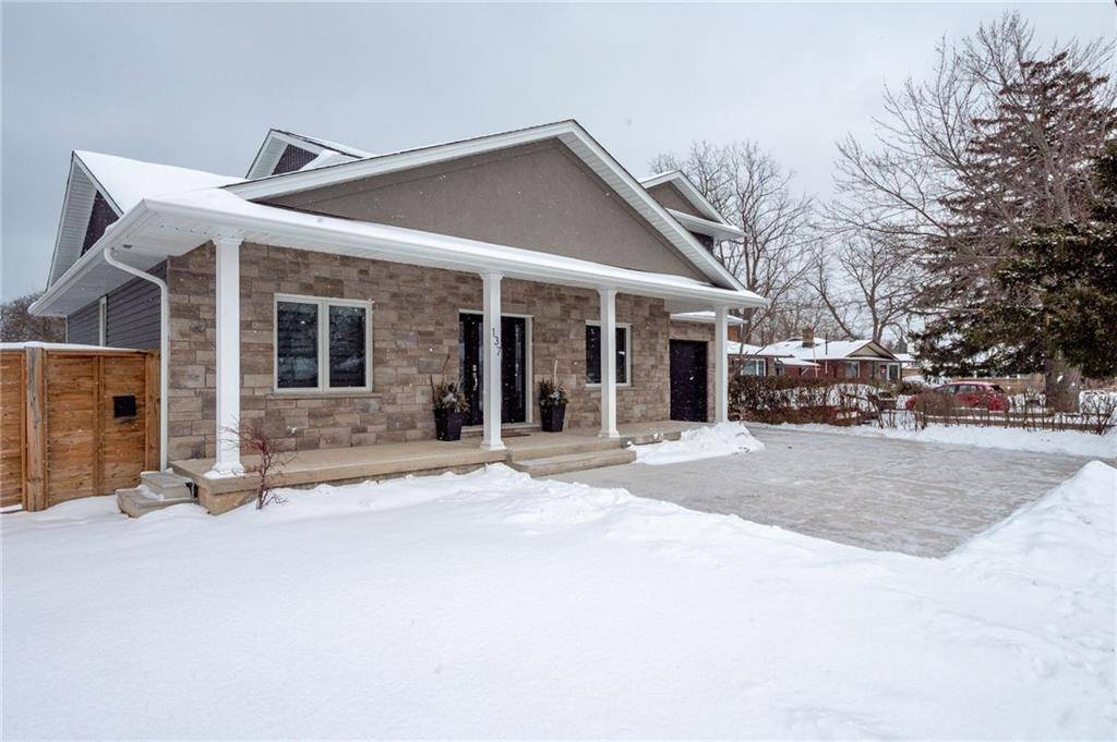 House for sale at 137 Lakeshore Rd St. Catharines Ontario - MLS: 30787230