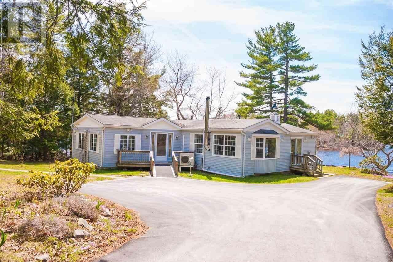 House for sale at 137 Laurie Wamboldt Rd Greenfield Nova Scotia - MLS: 202008349