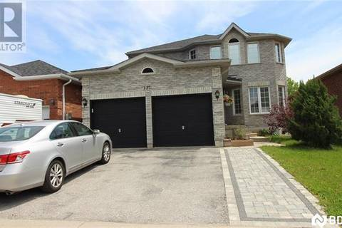 House for sale at 137 Madelaine Dr Barrie Ontario - MLS: 30744457