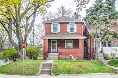 House for sale at 137 Maplewood Ave Toronto Ontario - MLS: C4456985