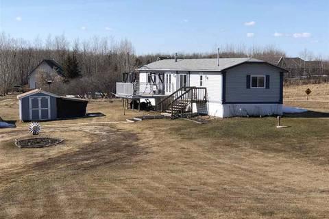 House for sale at 137 Model Developments  Rural Bonnyville M.d. Alberta - MLS: E4145201