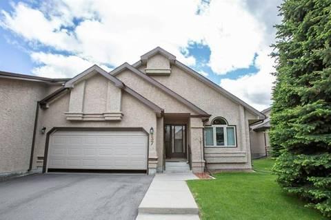 Townhouse for sale at 137 Oakbriar Cs Southwest Calgary Alberta - MLS: C4252926