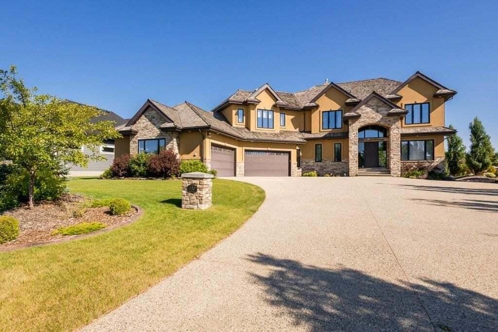 House for sale at 137 Pinnacle Pt NW Rural Sturgeon County Alberta - MLS: E4191036