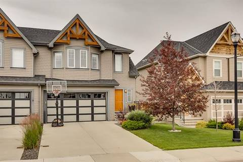 Townhouse for sale at 137 Rainbow Falls Blvd Chestermere Alberta - MLS: C4291458