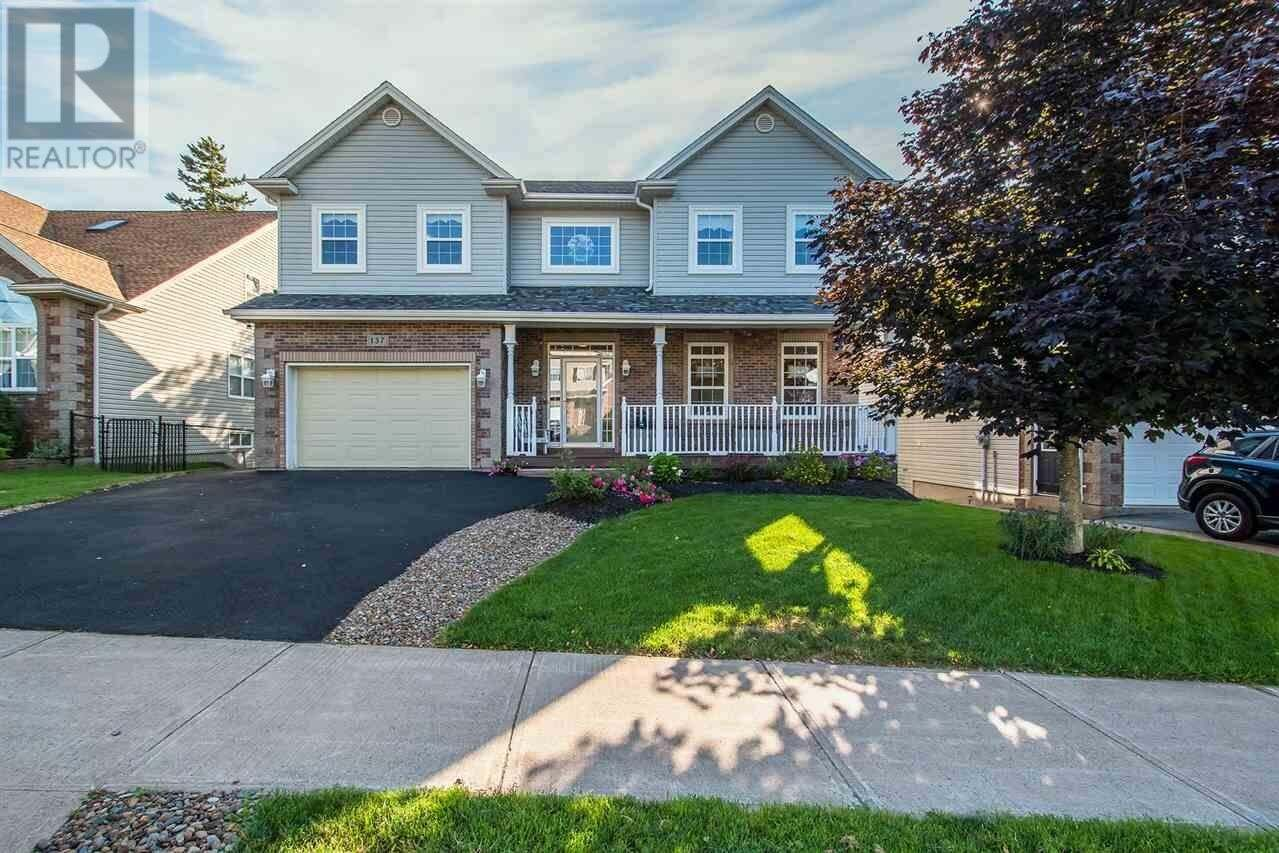 House for sale at 137 Red Fern Te Halifax Nova Scotia - MLS: 202015269