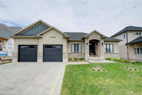 House for sale at 137 Ridge St Strathroy Ontario - MLS: 263216