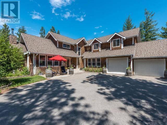 House for sale at 137 Saddlehorn Dr Kaleden British Columbia - MLS: 183241