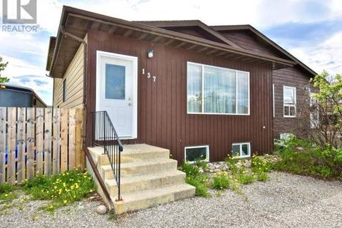 Townhouse for sale at 137 Sutherland Ave Hinton Hill Alberta - MLS: 49829