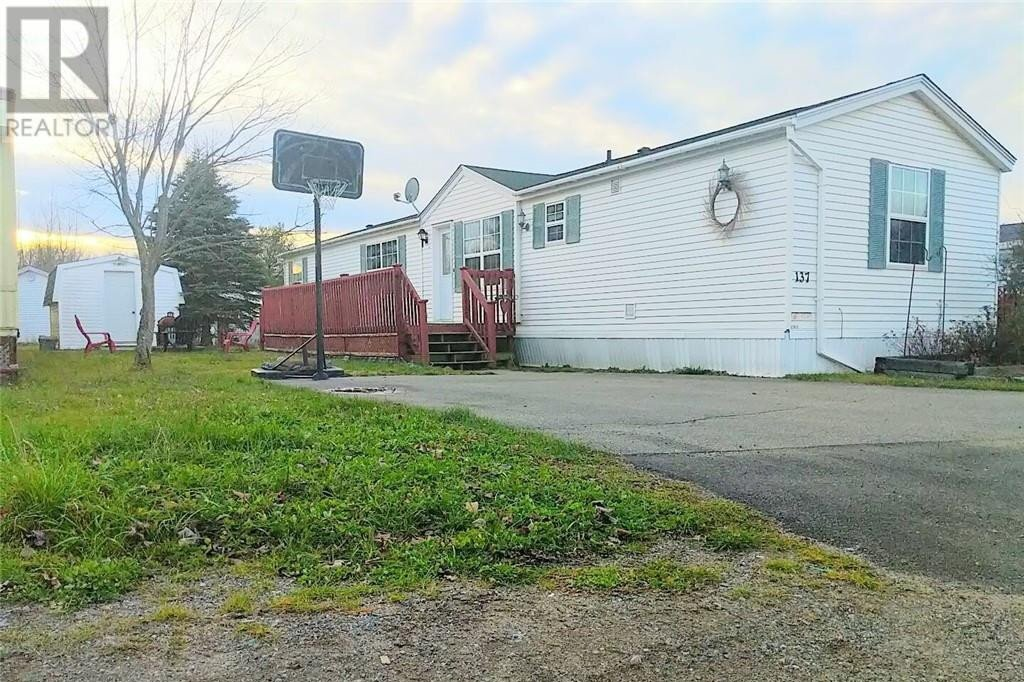 House for sale at 137 Tamarack Ln Quispamsis New Brunswick - MLS: NB051531