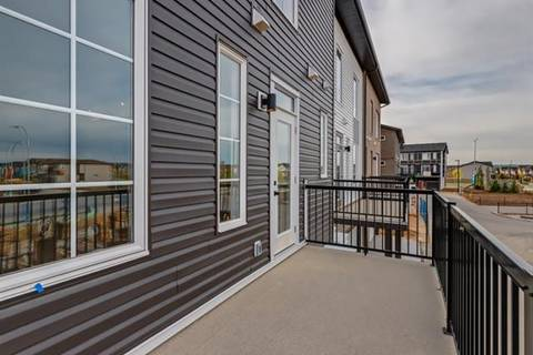 Townhouse for sale at 137 Walgrove Common Southeast Calgary Alberta - MLS: C4281407