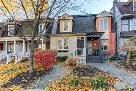 Townhouse for sale at 137 Withrow Ave Toronto Ontario - MLS: E5002924