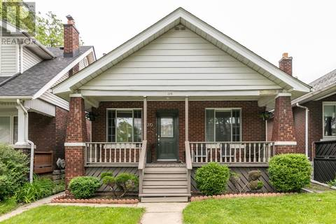 House for sale at 1370 Bruce Ave Windsor Ontario - MLS: 19019973
