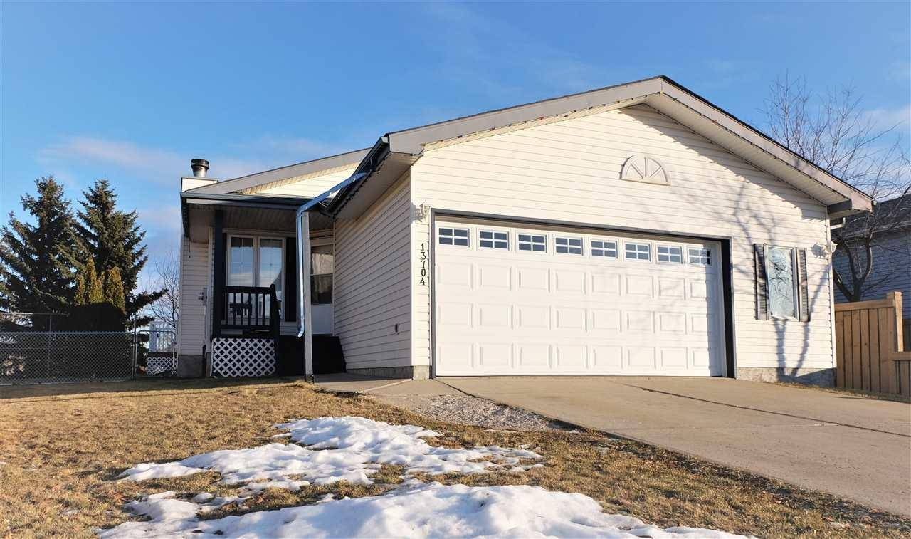 House for sale at 13704 131 Ave Nw Edmonton Alberta - MLS: E4180933