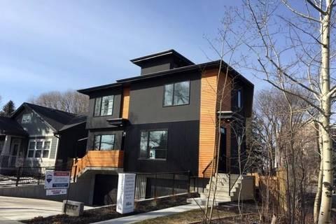 Townhouse for sale at 13707 Stony Plain Rd Nw Edmonton Alberta - MLS: E4129408