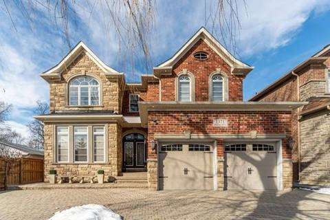 House for sale at 1371 Hickory Rd Mississauga Ontario - MLS: W4669374